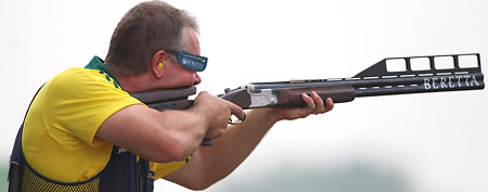 Australian Olympic shooter Russell Mark (Getty Images)