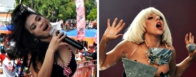 Dangdut Koplo VS Lady Gaga