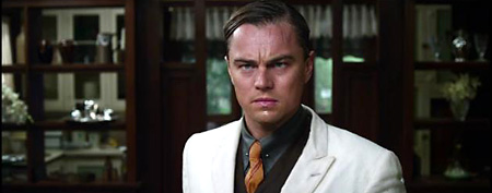 Leonardo DiCaprio in 'The Great Gatsby' (screengrab courtesy of Warner Bros. Pictures)