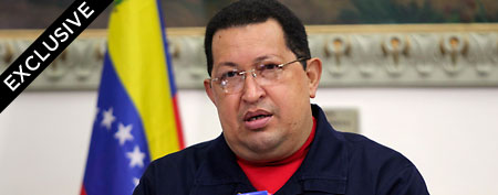 Hugo Chavez (AP)
