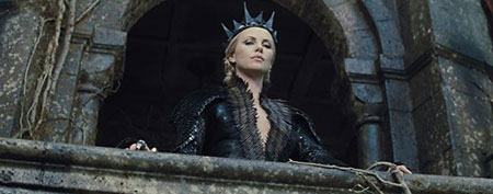 Charlize Theron in 'Snow White and the Huntsman' (Universal Pictures)