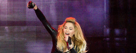 Madonna (AP Photo/Ariel Schalit)