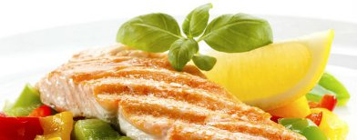 The health benefits of eating salmon