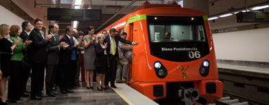 El Metro dela Ciudad de Mexico tendra nuevo nombre