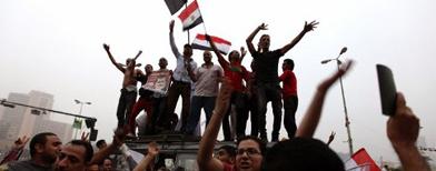 اغتصاب جماعي بميدان التحرير
