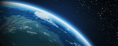 En el video de la NASA se explica la importancia del campo magnético terrestre para la vida en la Tierra y su influencia en el clima. Video: NASA/Agencia EL UNIVERSAL