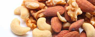 Proven way to extend life: Eat nuts