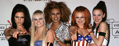 The Spice Girls musical (Terry McGinnis/WireImage)