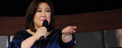 Sharon wants to return to ABS-CBN?