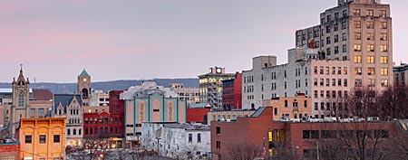 Scranton, Pennsylvania (Thinkstock)