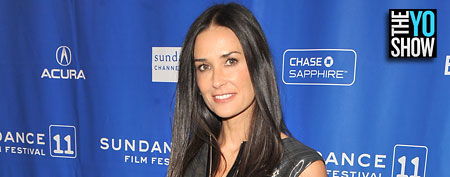 Demi Moore (George Pimentel/Getty Images)