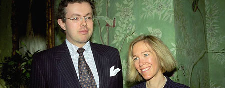 Billionaire Hans Kristian Rausing faces charge after wife's death (AP)