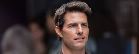 Tom Cruise (Ray Tamarra/Getty Images)
