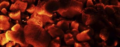 Ilustrasi bara panas (Foto: Thinkstock)