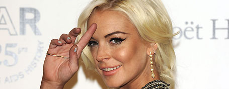 Lindsay Lohan's sex scene request (AP Photo/Giuseppe Aresu)