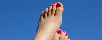 What to do when your feet are smelly