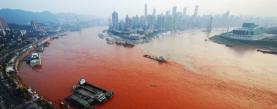 Sungai Yangtze (Foto: China Foto Press/Getty)