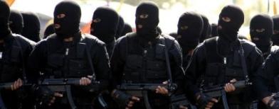 Milisi Iran (Foto: AFP)