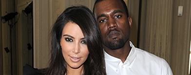 Kim Kardashian dan Kanye West (Pascal Le Segretain/Getty Images)