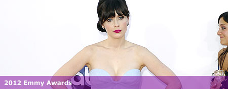 Deschanel (Canadian Press)