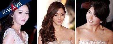 Nam Gyu Ri, Kim Sa Rang, Suzy Miss A