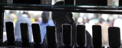 Ponsel (Foto: AFP)