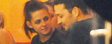 Kristen Stewart dan Rupert Sanders