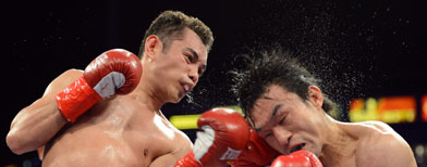 Is GBP playing games with Donaire?
