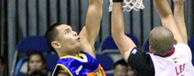 TNT: Japeth still part of our plans