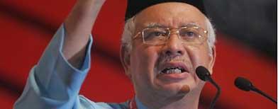 PRU13 mungkin di Disember, kata Najib