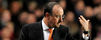Benitez rants at Chelsea supporters