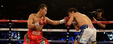 Donaire's opponent issues a warning