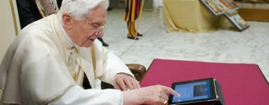 Vatican deletes resigned pope's tweets