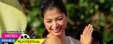 Angel Locsin (NPPA Images)