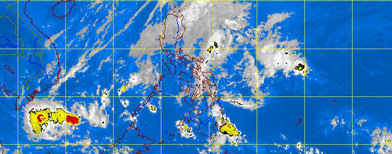 Photo from the Pagasa website (Dec. 27, 11:32 a.m.)