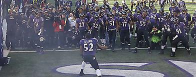 NFL star's dance sends stadium into a frenzy
