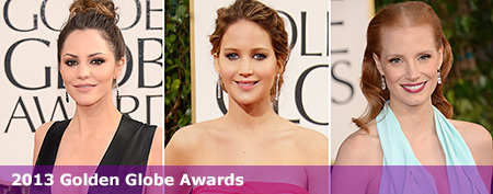 Best and worst dressed at Golden Globes