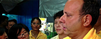 RP's Jeyaretnam files police report