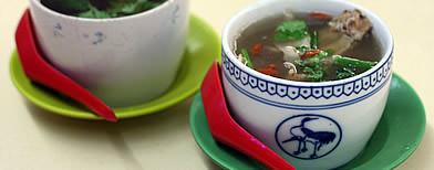 Best herbal soups in S'pore