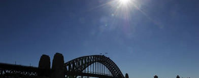 Sydney sizzles in record-high temperature