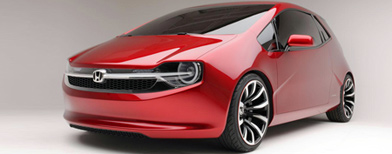 Honda Gear concept unveiled