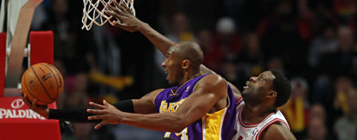 Undermanned Bulls breeze past Lakers