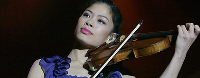 Vanessa Mae on course for Winter Games?