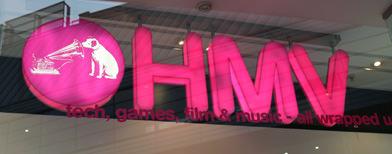 Axe falls on beleaguered HMV
