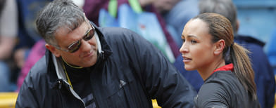 Jessica Ennis' coach 'made redundant'