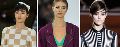 Spring 2013 fashion and beauty trends