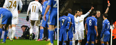 Hazard 'sorry' for kicking ball boy