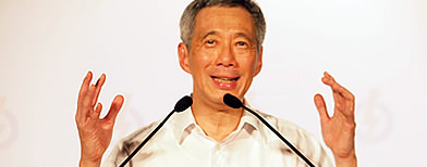 PM Lee: PAP is on your side