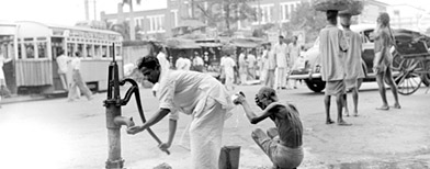 Rare photos of a young India, circa 1950