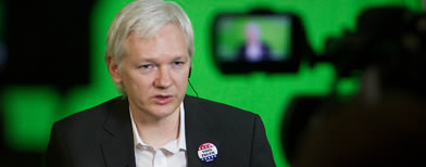 Assange slams 'lies' in WikiLeaks film